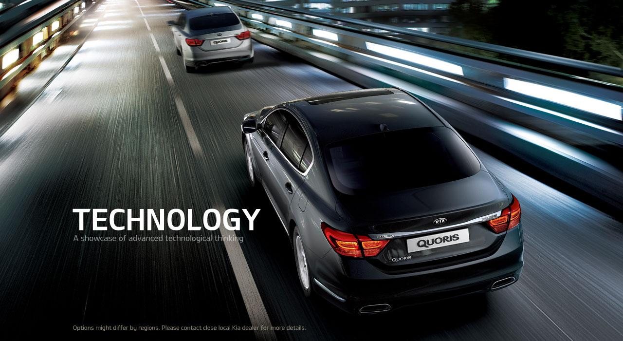 Kia Quoris Kia Motors Global Official Site